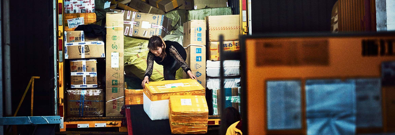 Транспортные работы по доставке