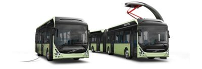 Volvo 7900 Electric Specifications