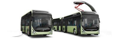 Spesifikasjoner for Volvo 7900 Electric