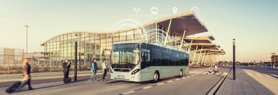 CONNECTIVITY IS CHANGING BUS OPERATIONS