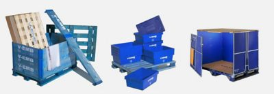 Volvo Group packaging system