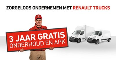 Renault Trucks Lichte bedrijfswagens