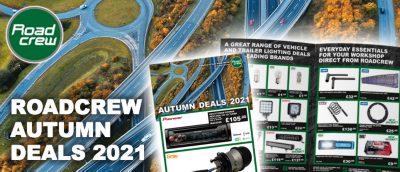Roadcrew Autumn Promotion 2021