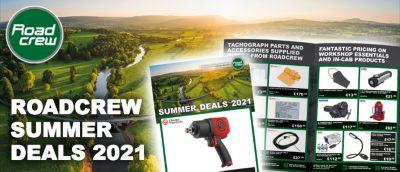Roadcrew Summer Promotion 2021