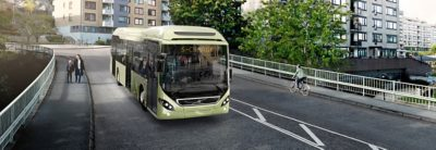 Volvo 7900 S-Charge