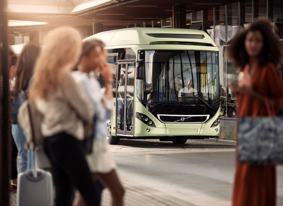 Understanding the latest hybrid bus technology