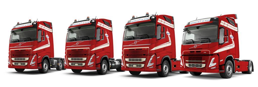 VSDV gaat kosten en CO2 besparen met inzet nieuwe Volvo FH en FM-trekkers