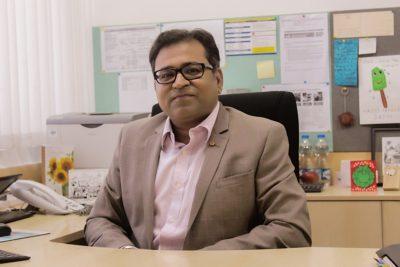 Amit Sharma, Vice President, Human Resources, Volvo Group, India