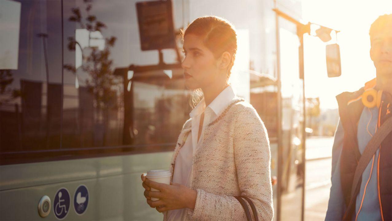 Volvo B250R: el bus urbano inteligente