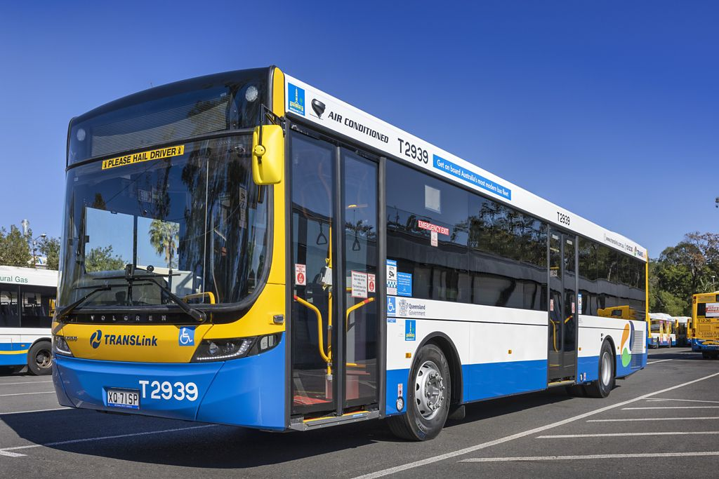 Volvo Bus Australia delivers 882nd bus to Brisbane City Council under existing contract