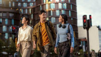 Renere og mere sikre byer