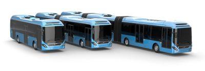 Автобусы Volvo для BRT — проверены, испытаны и заслужили доверие