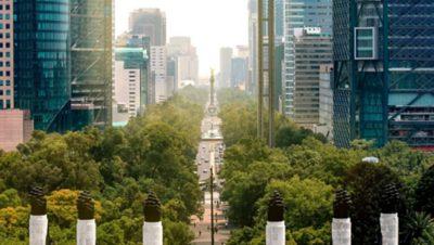 Volvo BRT i Mexico City– Metrobús