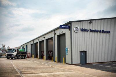 Volvo Truck and Bus Centre - Banbury