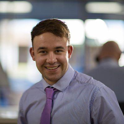Jack Bradley - Group Parts Manager