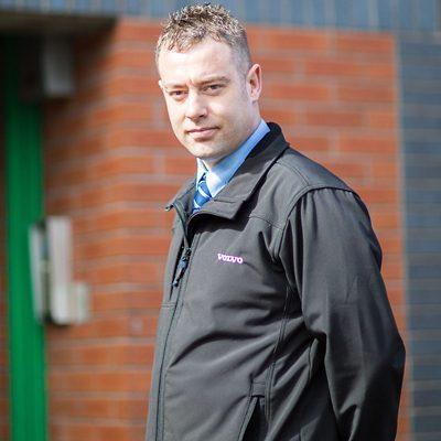 Lawrence Pugh - Depot Manager