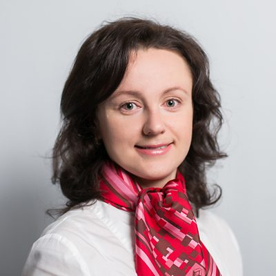 Оксана Быкова