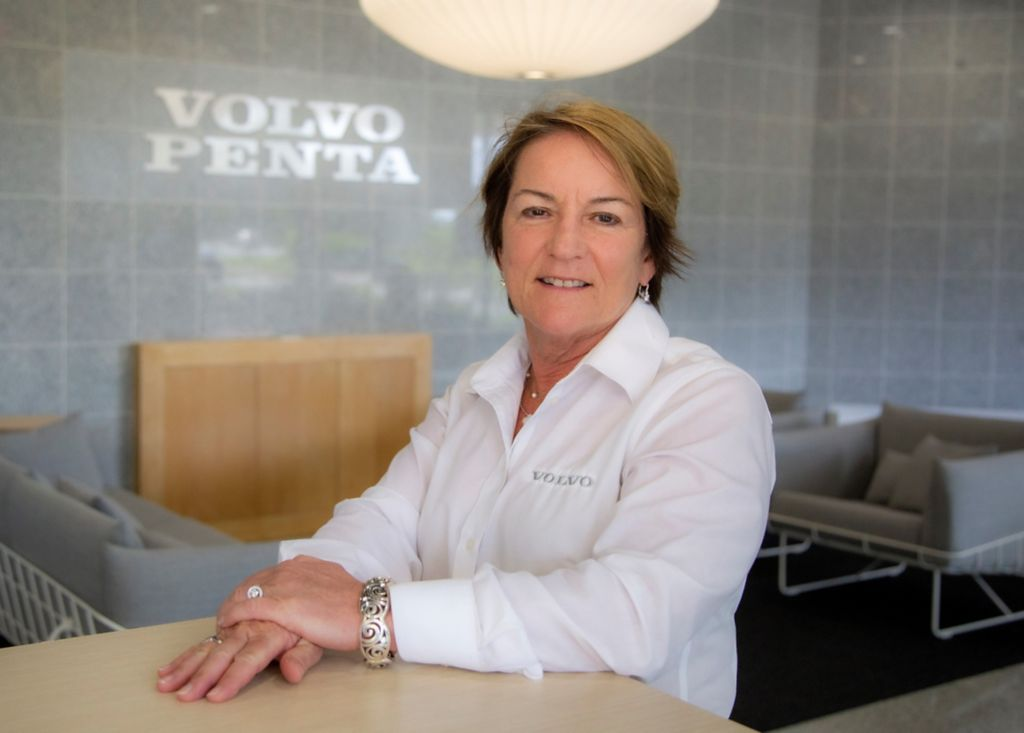 The Manufacturing Institute to Recognize Volvo Penta's Susan Bonivich with 2021 STEP Ahead Award
