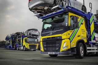 Volvo FM - J&P Vehicle Deliveries