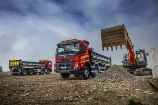 Volvo FMX - West Coast Haulage