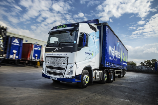 Volvo FH - Walkers Transport