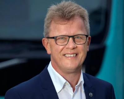 Рогер Альм, президент Volvo Trucks