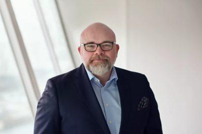 Никлас Андерссон, исполнительный вице-президент и руководитель подразделения логистики DFDS