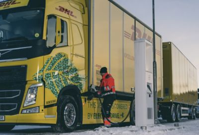 Paves the way for electrified regional haul-transport