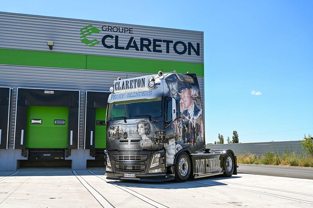 Peaky Blinders - Transports Clareton