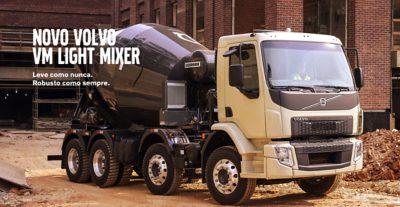 Caminhão Volvo Mixer
