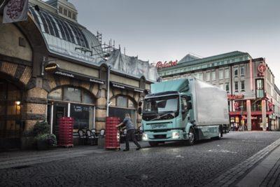 Camiones electicos