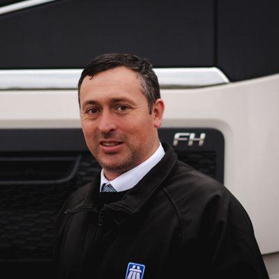 Alan Sharp - Parts Supervisor