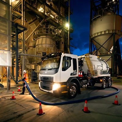 Liquid Waste Recovery