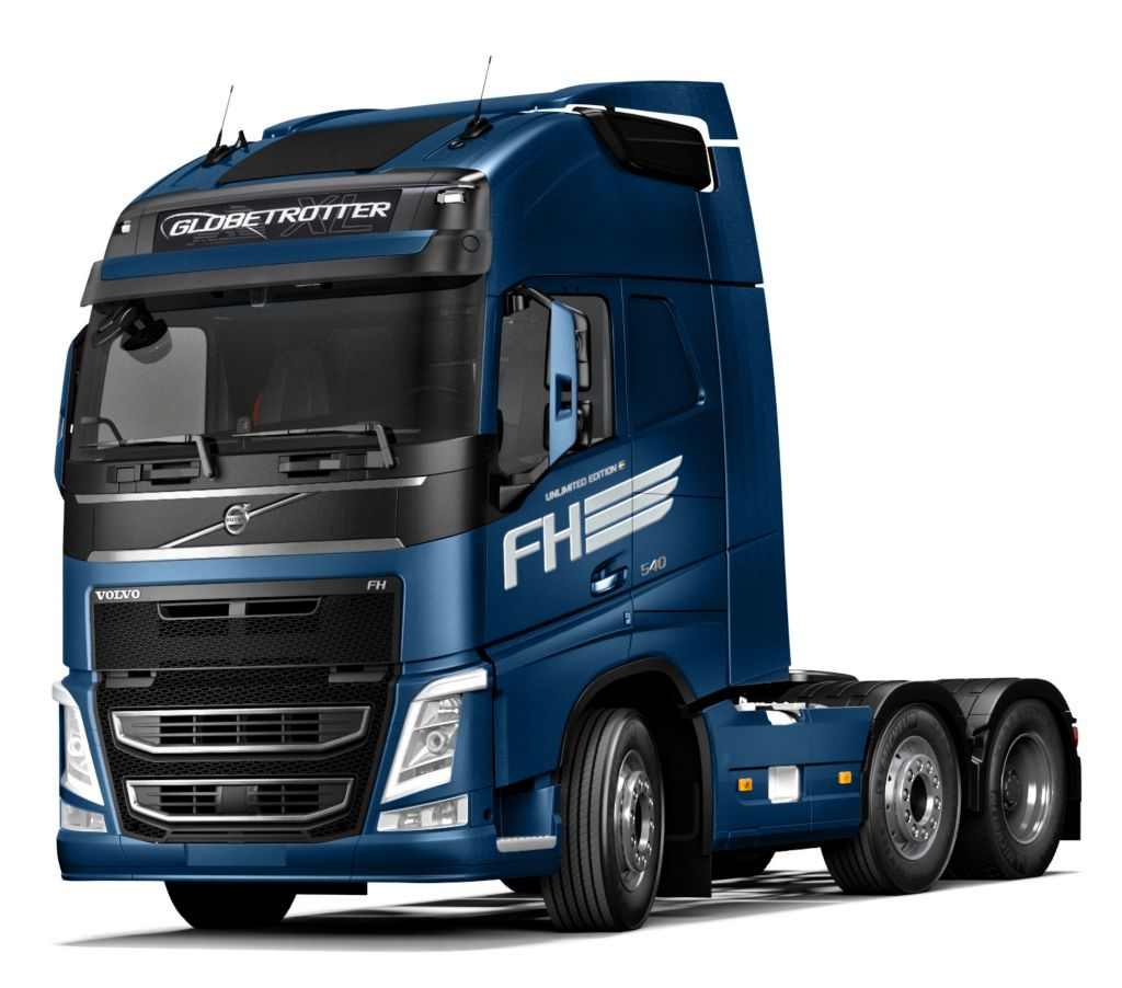 Volvo drives desirability to the next level with launch of FH Unlimited Edition