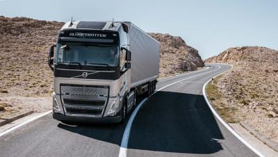 Volvo serie FH