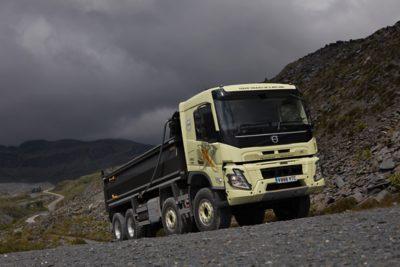 Volvo FMX - Construction