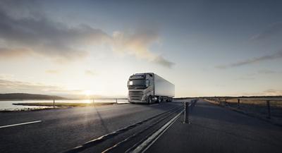 Los camiones que funcionan con gas reducen las emisiones y los costes de combustible.