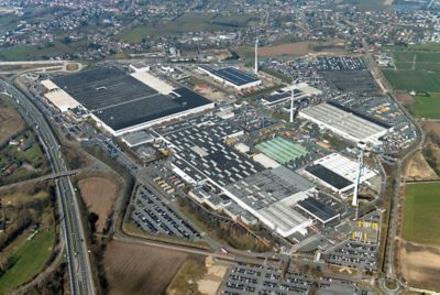 Europe & Brazil Manufacturing Gent