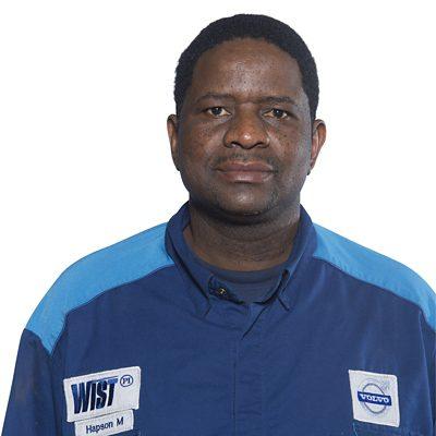 Hapson Mazendame