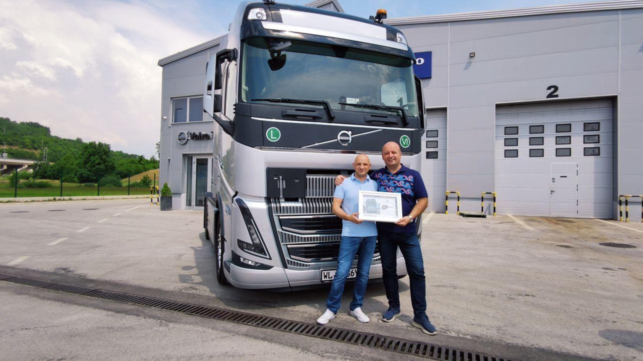 Volvo Bosna i Hercegovina