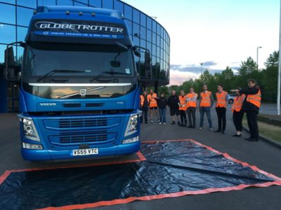 Volvo Trucks See and Be Seen Programme