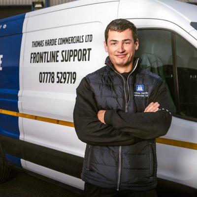 Nigel Hollingworth - Technician