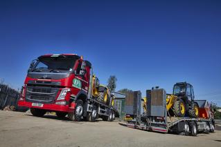 Volvo FM - KPH Plant Hire