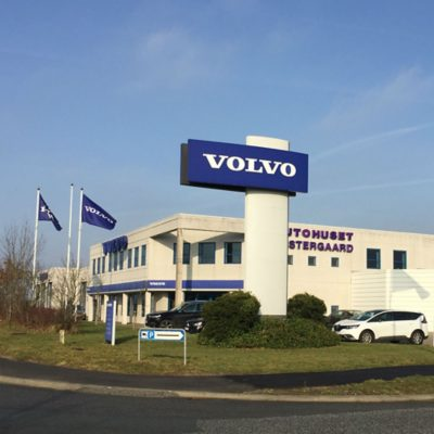 Autohuset Vestergaard, Lastvogne - Kolding