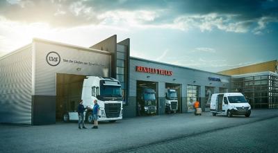 LVS Trucks Zwaag
