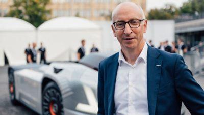 Lars Stenqvist - Executive Vice President of Group Trucks Technology