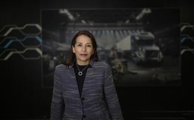 Luz Elena Jurado asumirá la presidencia de Volvo Trucks y Buses Argentina