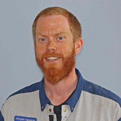 Morgan Hansson