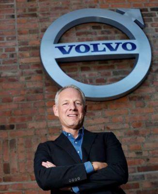 Nils Jaeger, president of Volvo Autonomous Solutions