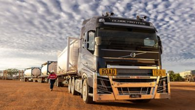 The Australian Made trucks are adapted to the conditions in Australia and New Zealand.